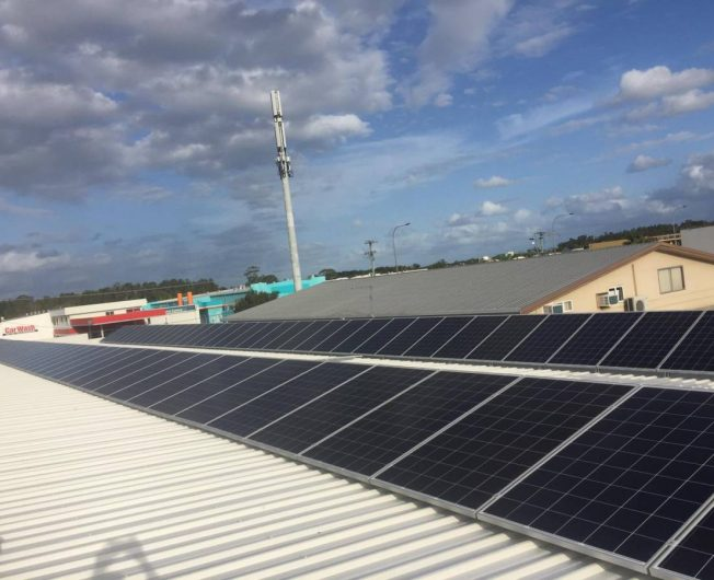Commercial Solar Yamba