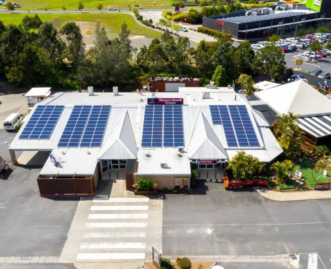 Commercial Solar Woolgoolga